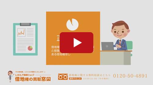 借地権の買取サービスを全国展開する東京の大手企業からの依頼でサービス紹介動画を制作