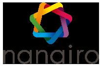 nanairo合同会社様ロゴ