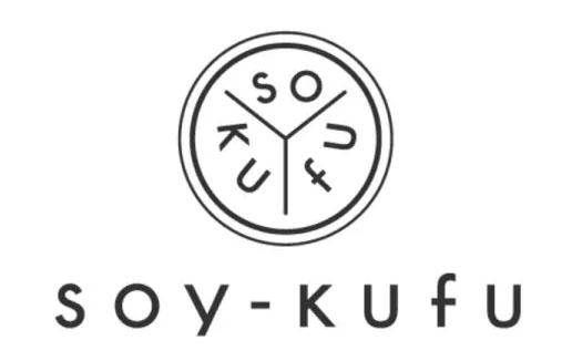 SOY-KUFU様ロゴ